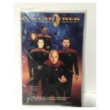 Star Trek generations DC comic book