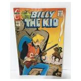 1973 Billy the Kid comic book