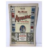 1936 Almanac and Handbook