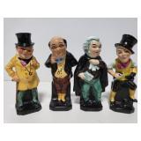 Vintage figurine collection