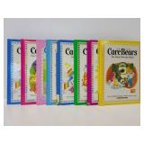 Vintage CareBears book collection