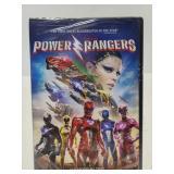 New sealed Power Rangers DVD