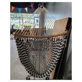 Vintage hanging hammock chair