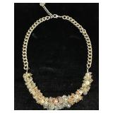 Showstopper costume jewelry necklace