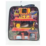 Kung Zhu hamster collectors case with hamsters