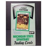 Michigan State Spartans trading cards