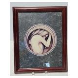 John Luke Eastman Art Deco art print