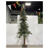 7 ft realistic Christmas tree