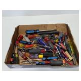 Screwdrivers and more collection