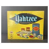Vintage 1973 Yahtzee game
