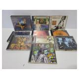 Metallica, Korn and more CD collection