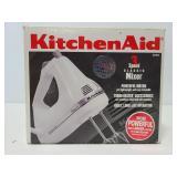 Kitchen aid 3 speed mixer