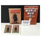 World War II auto cassette tape sets