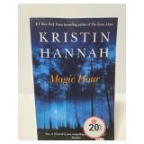 Magic Hour book by Kristen Hannah