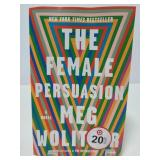 The Female Persuasion book by Meg Wolitzer