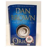 Origin book by Dan Brown