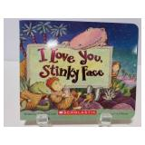 I Love You, Stinky Face childrens book