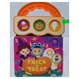 Trick or Treat my little sound book