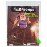 HelloNeighbor Buried Secrets book