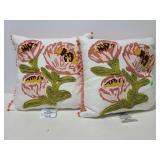 Pair of new Opalhouse toss pillows