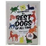 Definitely the Best Dogs of all Time book