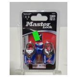 New 2ct mini Master Locks