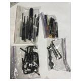 Assortment of small precision tools, allen keys