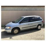 2006 Chrysler Town & Country Mini Van