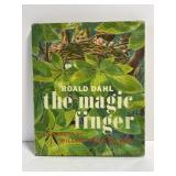 Roald Dahl The Magic Finger vintage book