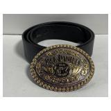 Jack Daniels belt & buckle