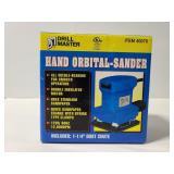 Hand orbital sander