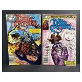 Lot of 2 vintage dark crystal 1983 comic books
