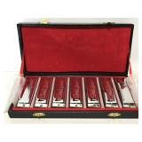 Set of Soul Man harmonicas - new