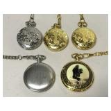 Assorted pocket watch collection