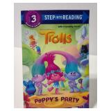 New Trolls step into reading book step 3