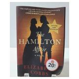 The Hamilton Affair book by Elizabeth Cobbs