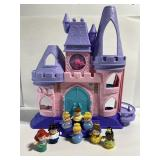 Fisher Price little people & musical castle