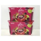 New two 2pack Glade Berry Pop candles