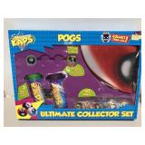 Retro Kaps large Pogs game set