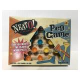 Neato classic peg game