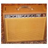 1960 Fender Deluxe Amp