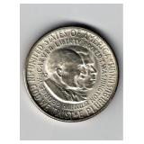 1952-S Carver/Washington Commemorative Half