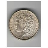 1882 BU Morgan Dollar