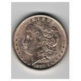 1888 BU Morgan Dollar