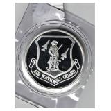 Air National Guard 1 oz Silver Round