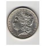 1896 UNC Morgan Dollar