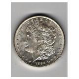1884-O BU Morgan Dollar