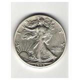 1945-D Walking Liberty Half
