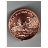 1 oz Copper Round