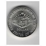 1987-P Constitution Commemorative Dollar